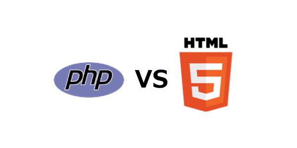 【専門用語無し】初心者でも分かるようPHPとHTMLの違いを人間に例えて説明します